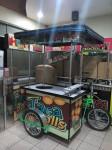 Pedicab Food Cart