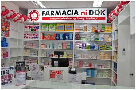 Farmacia Ni Dok Drugstore Franchise